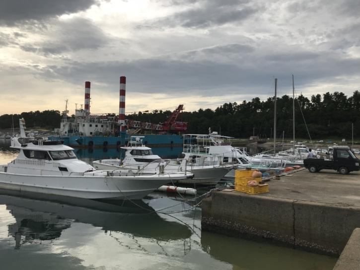 奈多漁港 ポイントC