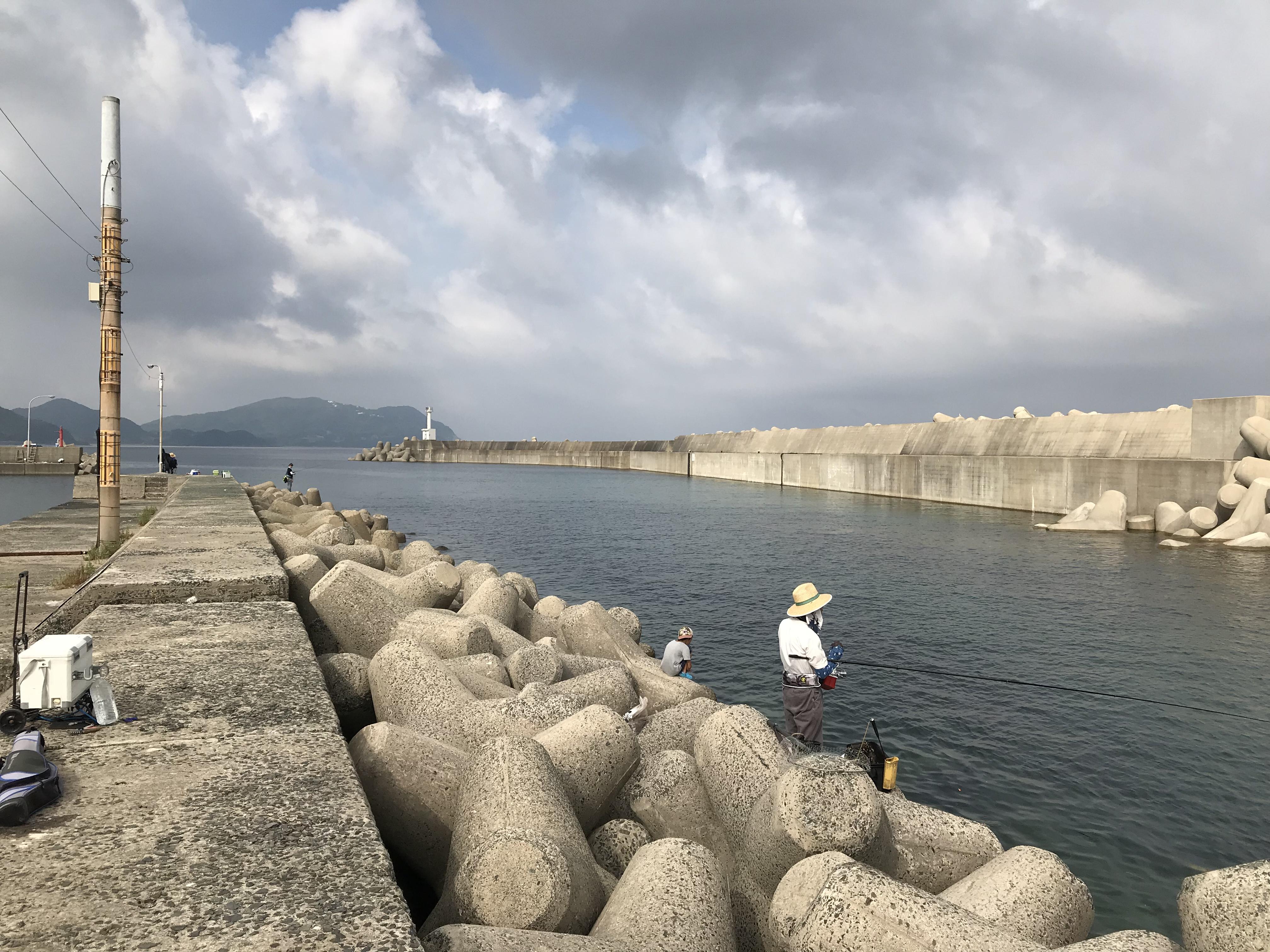 西浦漁港釣りマスター
