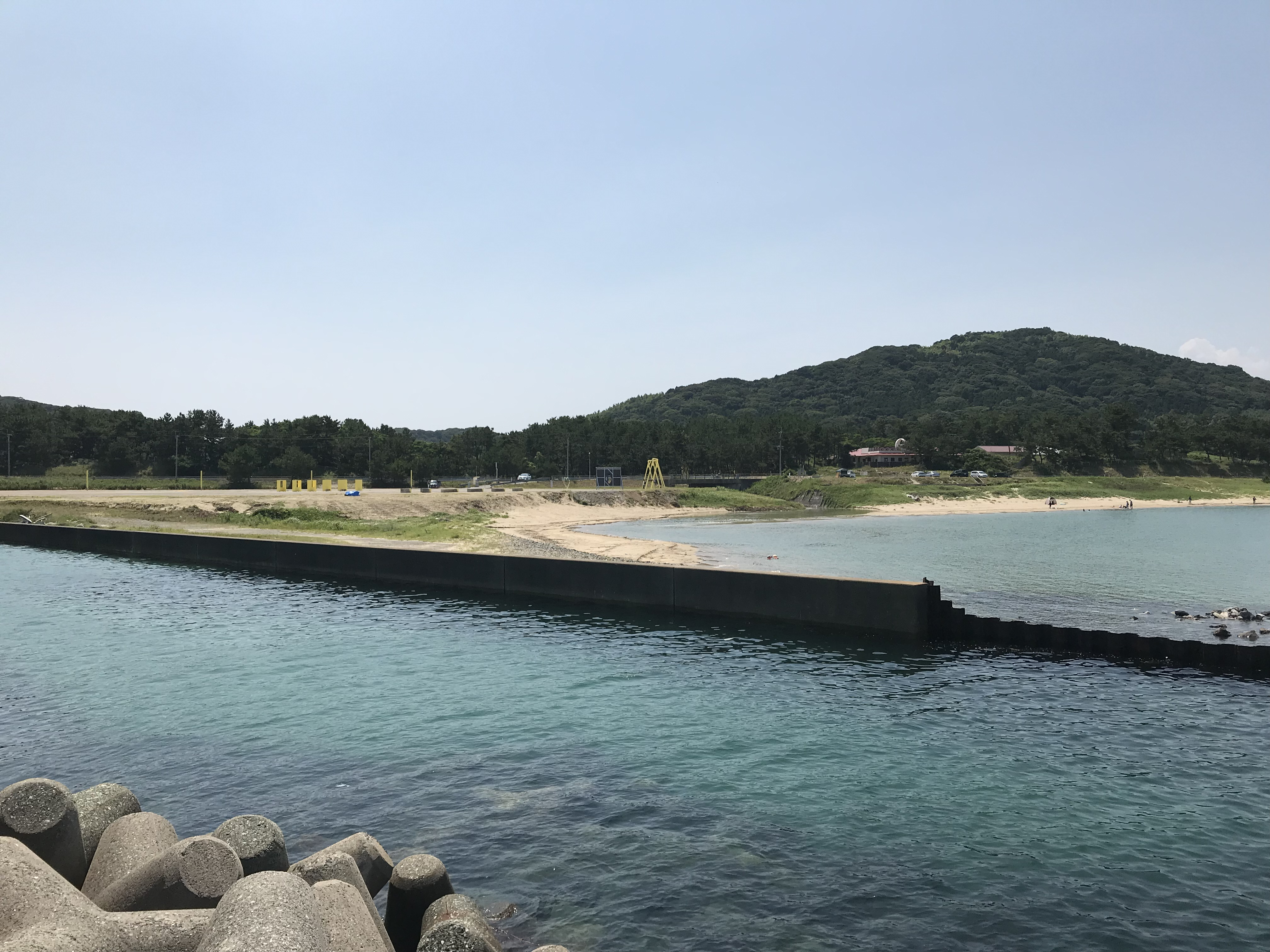 西の浦漁港ポイントA