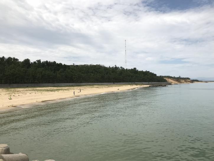 新宮漁港 Aポイント