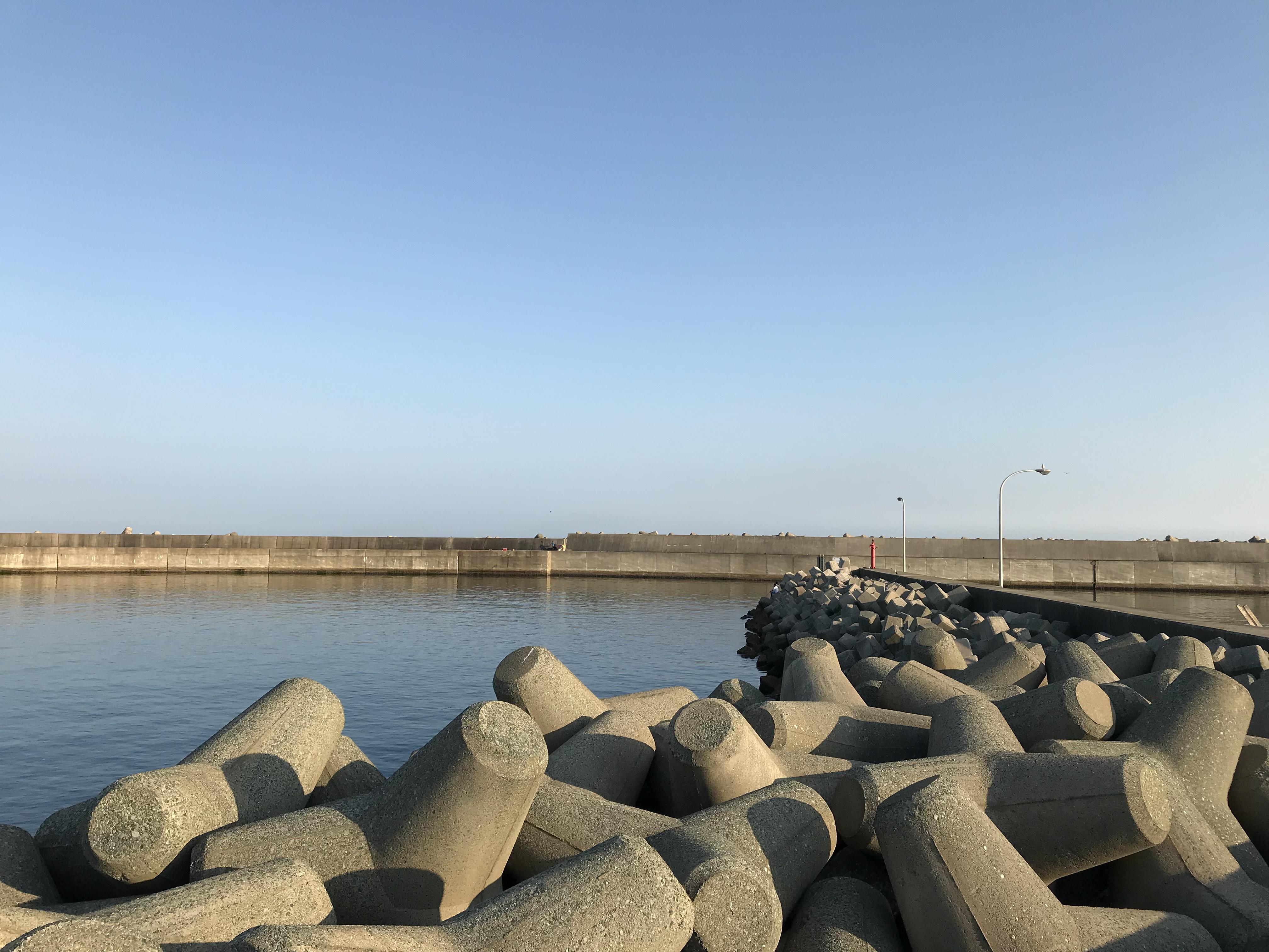 西の浦漁港ポイントB
