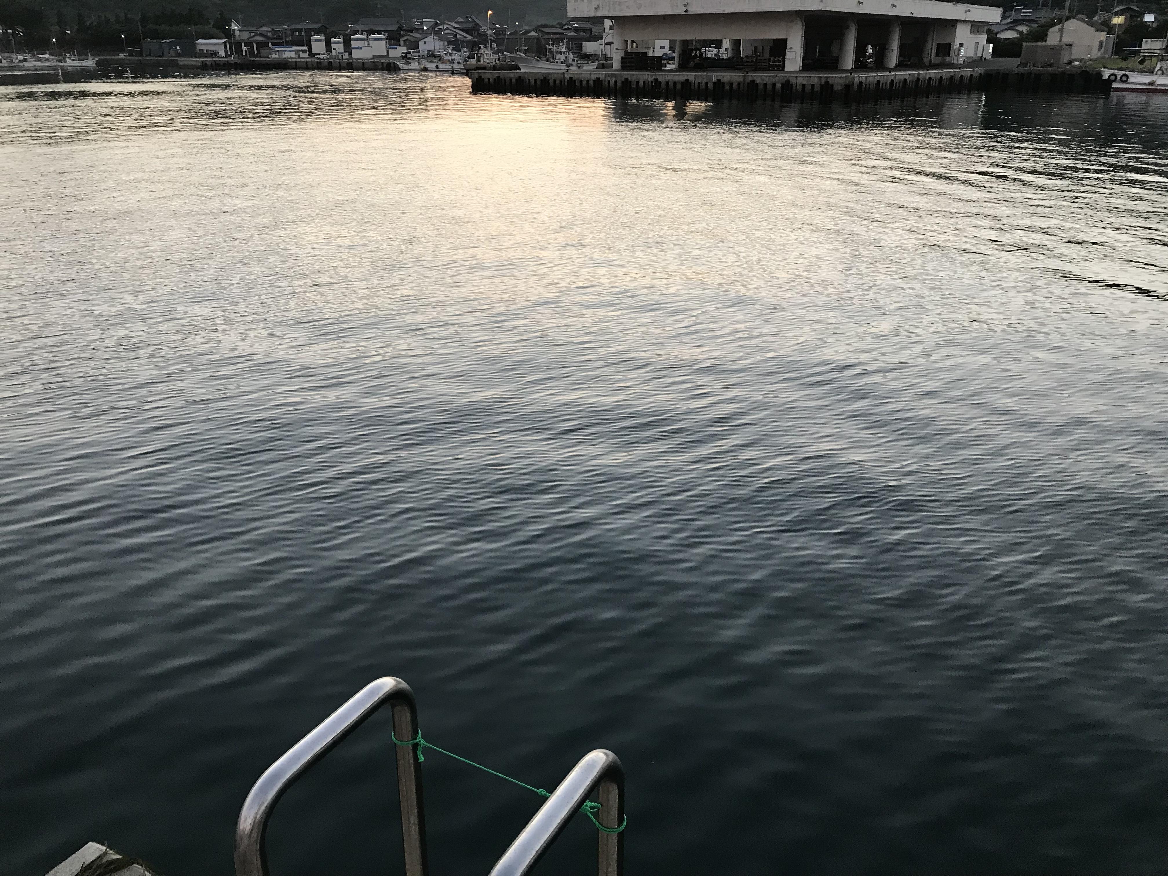 西の浦漁港ポイントE