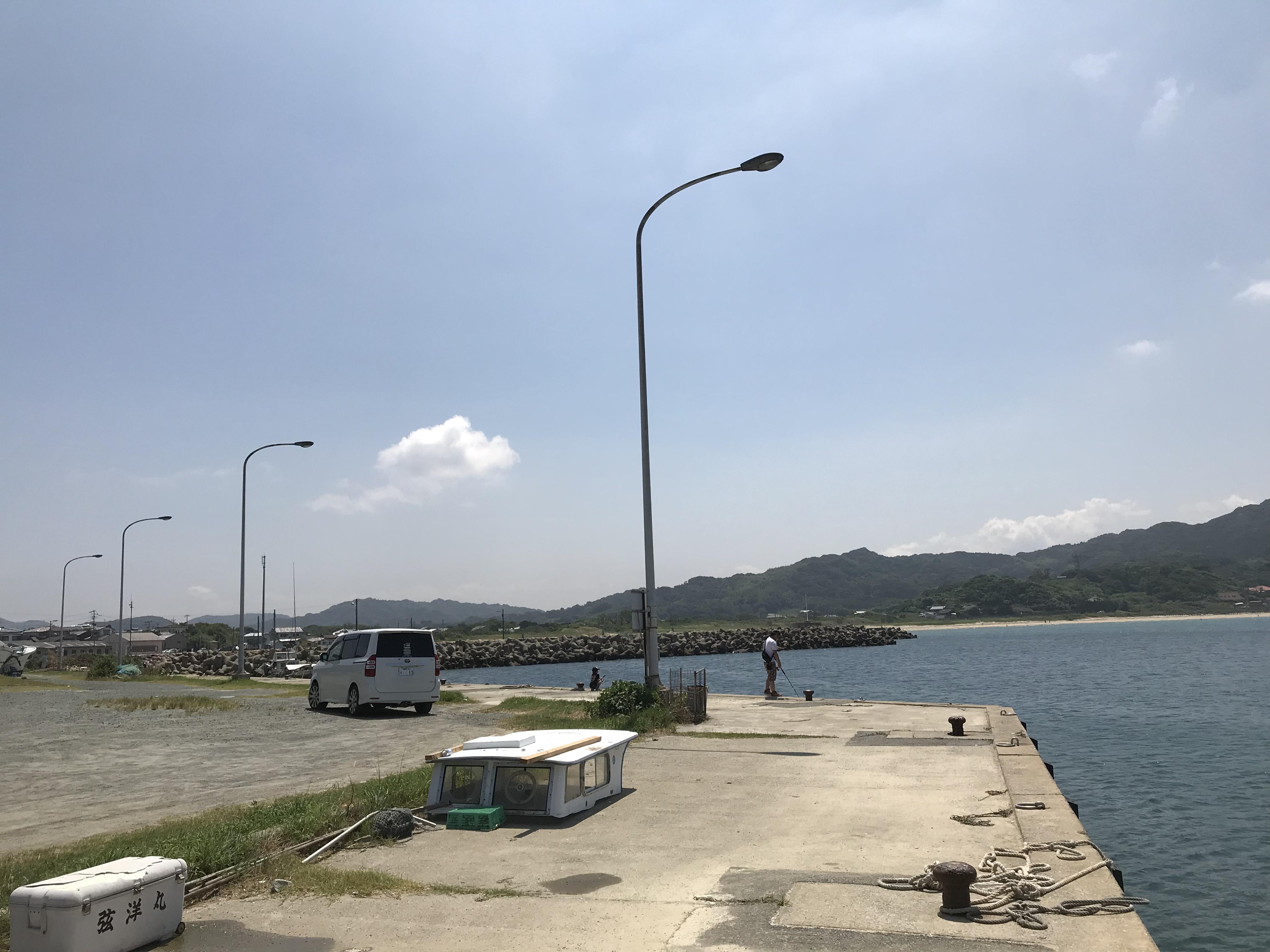 野北漁港ポイントA